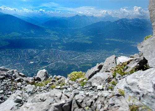 © Universität Innbruck - Berge Innsbruck