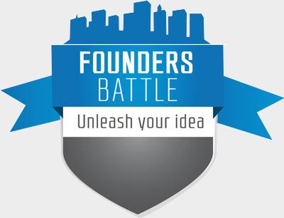 Logo Founders Battle