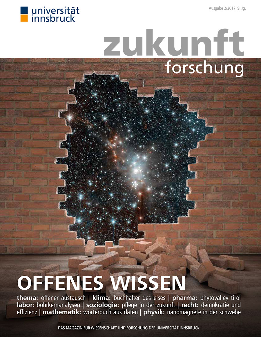 Deckblatt der Ausgabe 02 | 17
