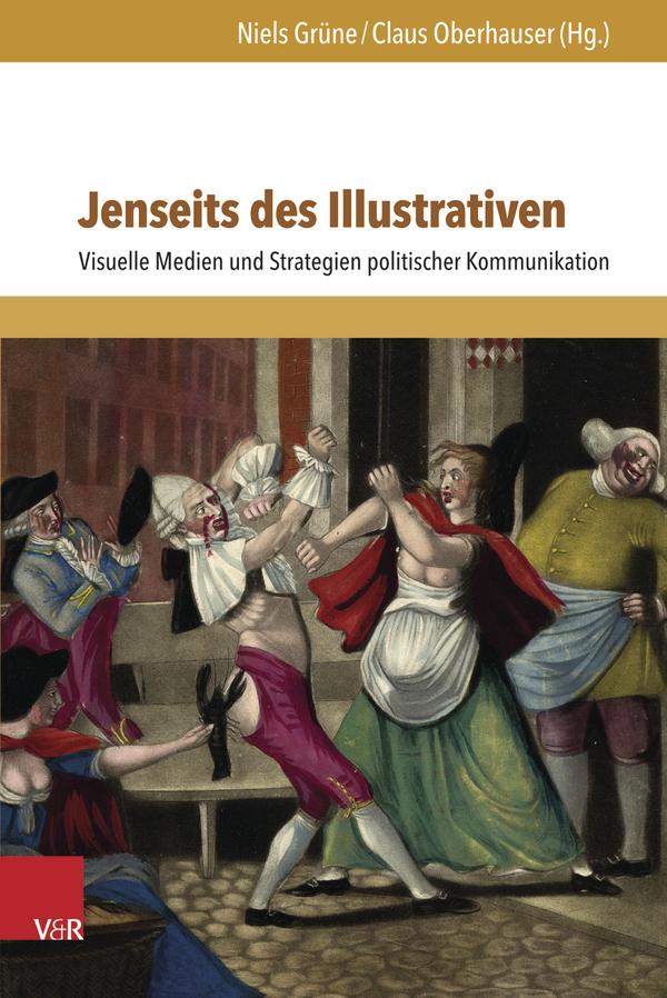 Cover Jenseits des Illustrativen