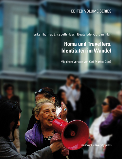 Cover Roma und Travellers