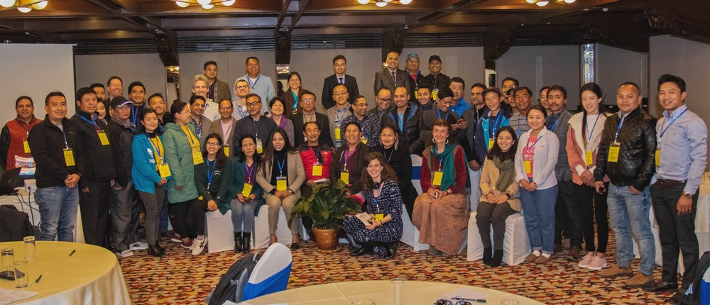 "Workshop ""Desirable tourism futures in Khumbu & Mustang"", February 2020, Kathmandu"