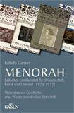Menorah Cover klein