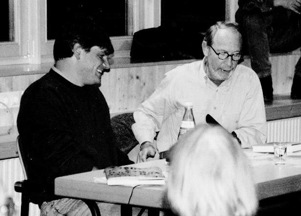 Raoul Schrott und Michael Klein