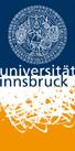 Logo der Universität Innsbruck