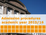 Admission Procedures 2015/16