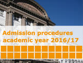Admission Procedures 2016/17