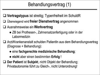 behandlungsvertrag 1 - Behandlungsvertrag Muster