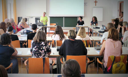 Summer School der LTRGI 2016