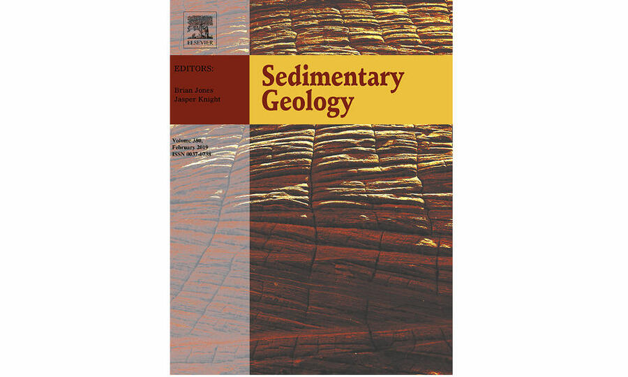 Sedimentary Geology Cover