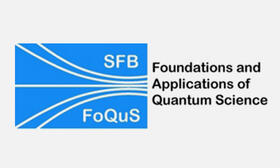 SFB FoQus Foundations and Applications of Quantum Science
