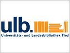 Logo der Universitäts- und Landesbibliothek Tirol
