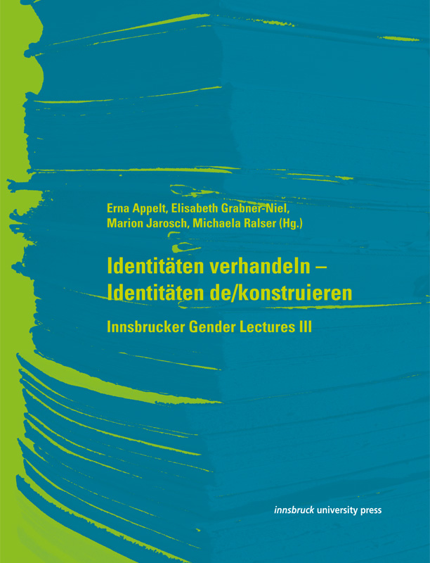 Cover Gender Lectures III