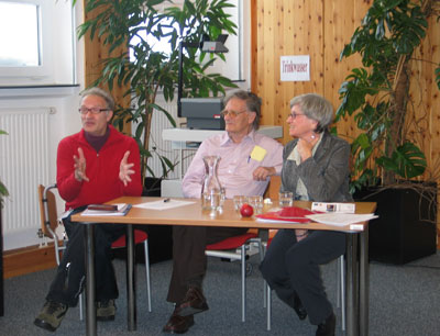 "Internationale Experten diskutierten zum Thema ""Governance and Religion"""