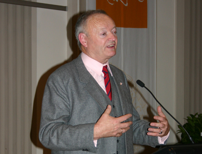 Nationalratspräsident Andreas Khol