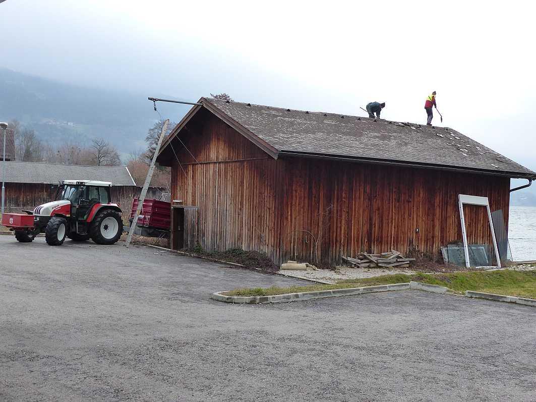 Altes Bootshaus ILIM