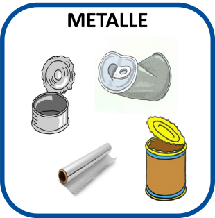 Piktogramm Metalle