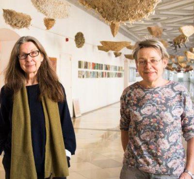 Anna Maria Mackowitz und Elisabeth Melkonyan
