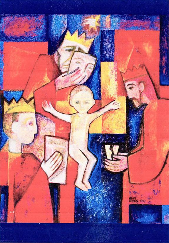 Beate Heinen: Die Heiligen drei Könige ® 1999