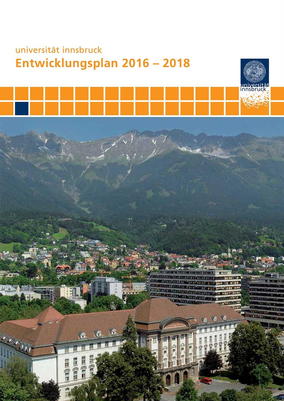Entwicklungsplan 2016 – 2018